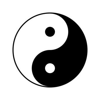 Yin & yang symbol