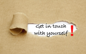 Get in touch with yourself